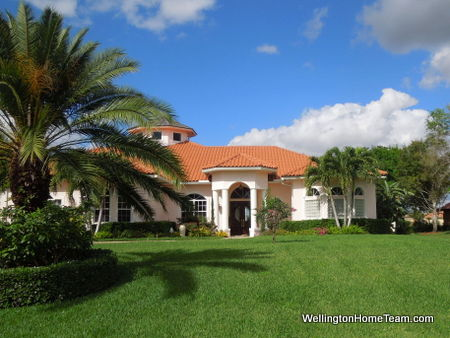 Aero Club Luxury Estate Homes for Sale in Wellington Florida