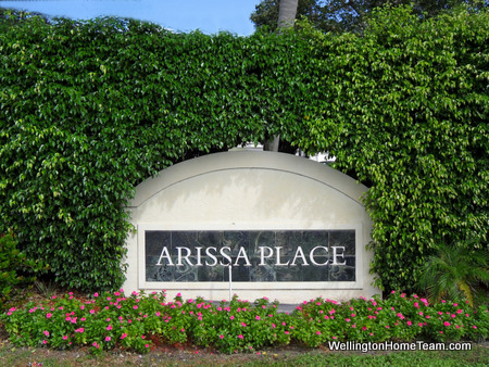 Arissa Place Condos for Sale in Wellington Florida