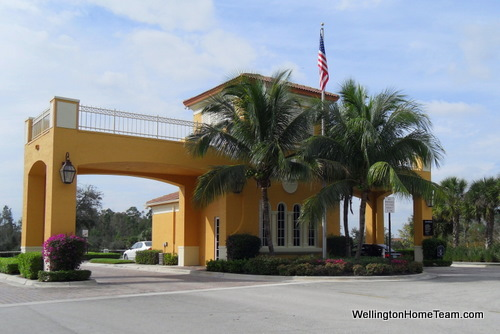 Wellington Florida Gated Community