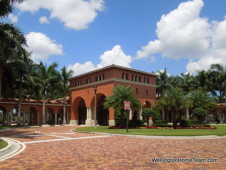 Buena Vida Wellington Florida Real Estate - Clubhouse