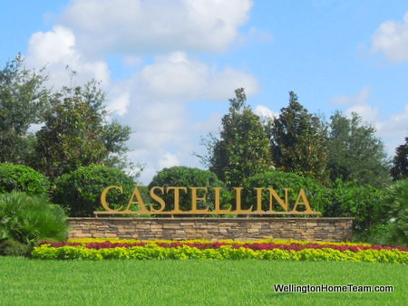 Castellina Home for Sale in Wellington Florida