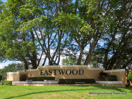 Eastwood Homes for Sale in Wellington Florida
