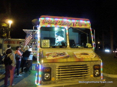 Food Truck Invasion | Wellington Florida Amphitheater Thursday Nights