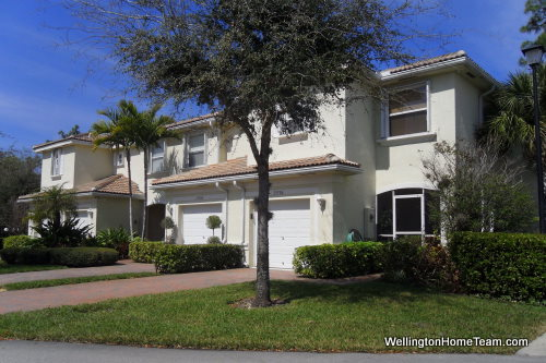 Georgian Courts Wellington Florida Townhomes