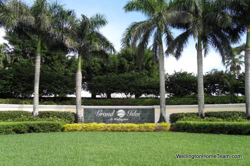 Grand Isles Wellington Florida Real Estate
