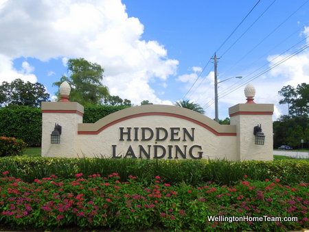 Hidden Landing Townhomes for Sale in Wellington Florida