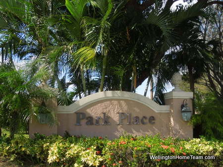 Park Place Townhomes for Sale in Wellington Florida
