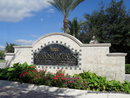 St. Andrews at the Polo Club Townhomes for Sale in Wellington Florida