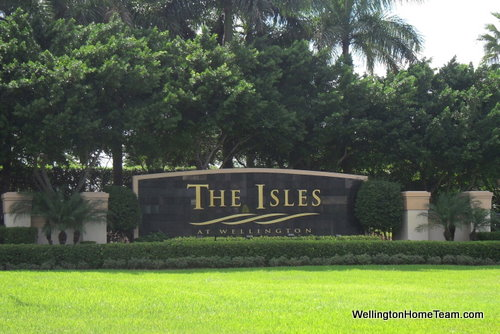The Isles at Wellington Real Estate