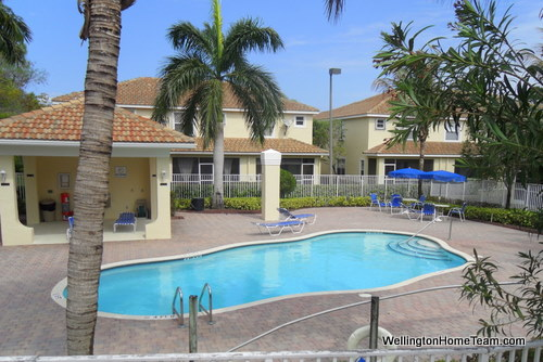 Towne Place Townhomes for Sale in Wellington FL