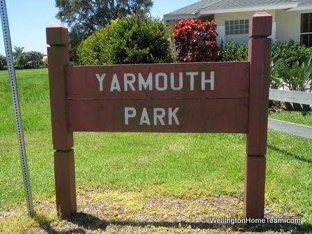 Wellington Florida Parks | Yarmouth Park