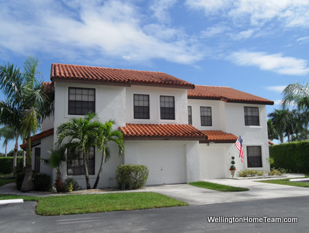 Wellington Place Wellington FL Real Estate - Townhomes for Sale in Wellington Place