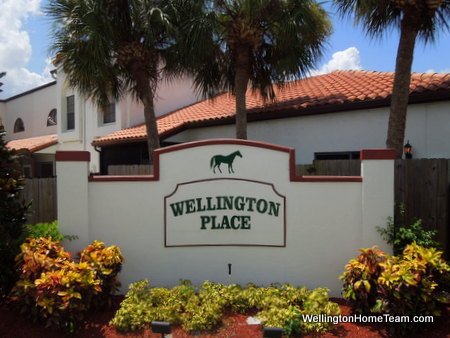 Wellington Place Wellington FL - Townhomes for Sale