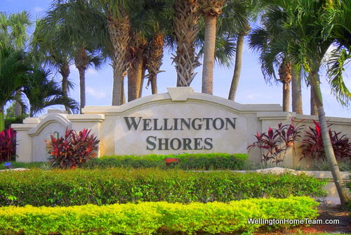 Wellington Shores Wellington Homes for Sale | Market Report