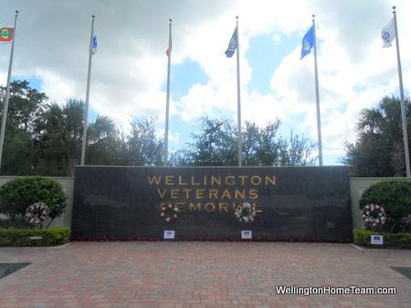 Wellington Veterans Memorial
