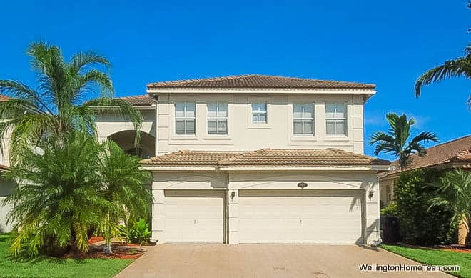Black Diamond Homes for Sale in Wellington Florida - Single Family Homes