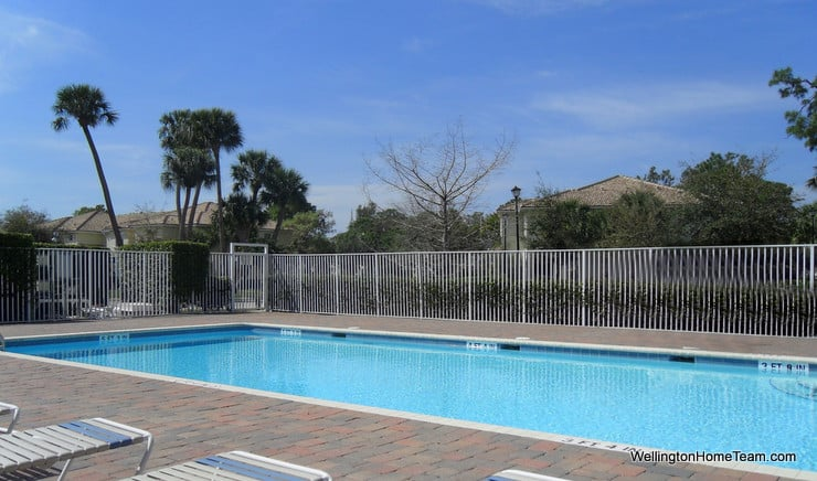 Georgian Courts Townhomes for Sale in Wellington Florida - Amenities