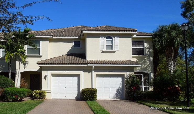 Georgian Courts Townhomes for Sale in Wellington Florida -Townhomes