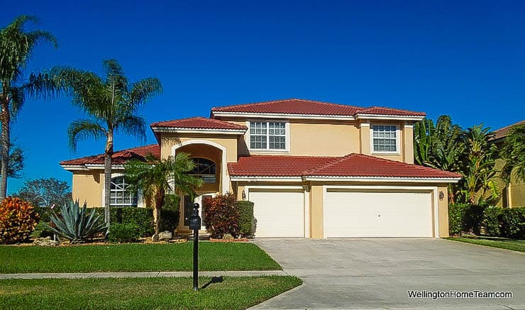 Grand Isles Homes for Sale in Wellington Florida - Single Family Homes