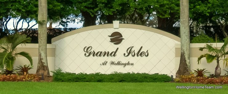 Grand Isles Wellington Florida Real Estate and Homes for Sale