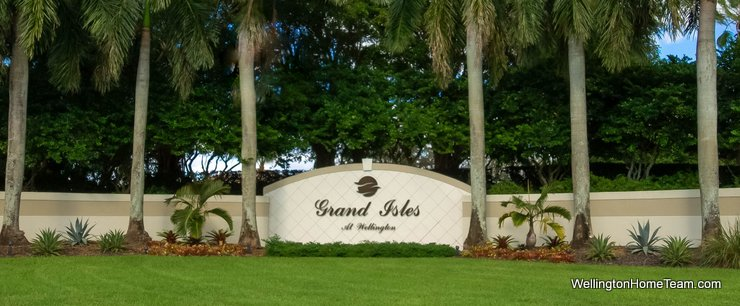 Grand Isles Wellington Florida Models | Centex and Lennar Models