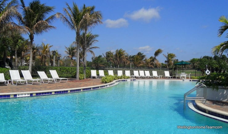 Olympia Homes for Sale in Wellington Florida - Amenities