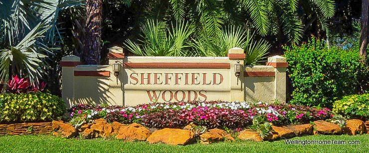 Sheffield Woods Short Sale Condos for Sale in Wellington Florida