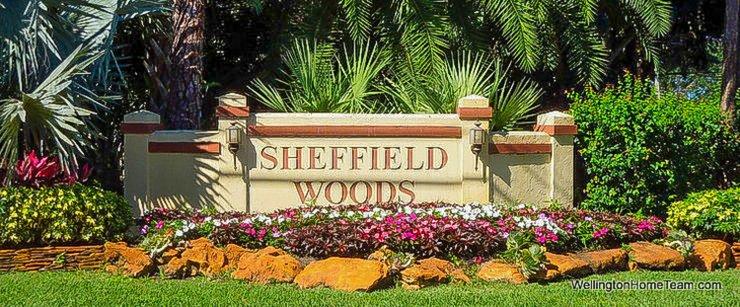 Sheffield Woods Wellington Florida Real Estate & Condos for Sale