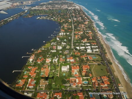 Wellington Florida Location - Close to Florida Beaches