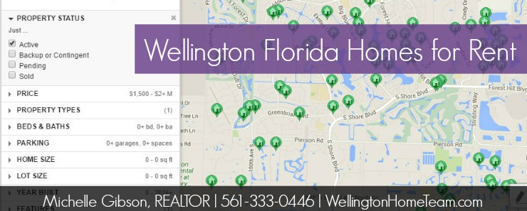 Wellington Florida Homes for Rent - Search Homes for Rent in Wellington Florida