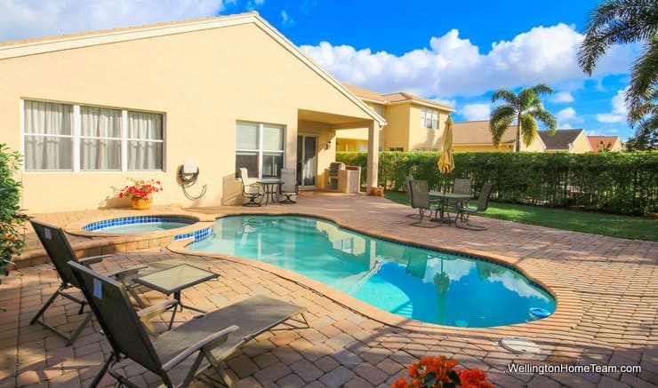 Wellington Florida Homes For Sale With Pools