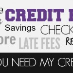 Why do you need my Credit Report?