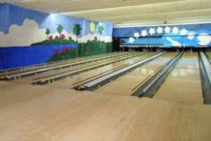 Greenacres Florida Bowling Alley Lanes