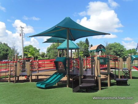 Scotts Place in Wellington Florida Playground