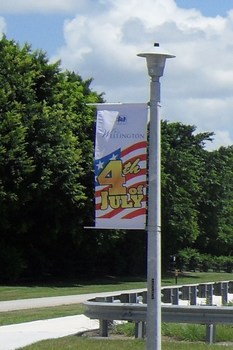 July 4th Celebration in Wellington Florida 2011