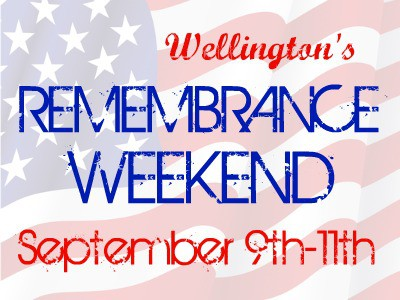 Wellington's Remembrance Weekend