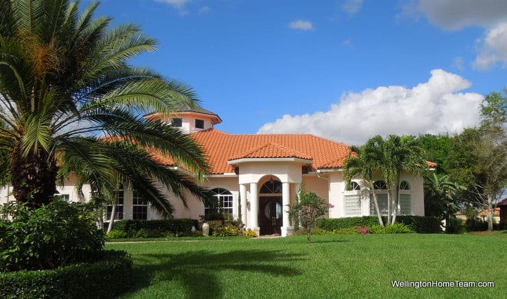 Aero Club Luxury Homes for Sale in Wellington Florida - Homes