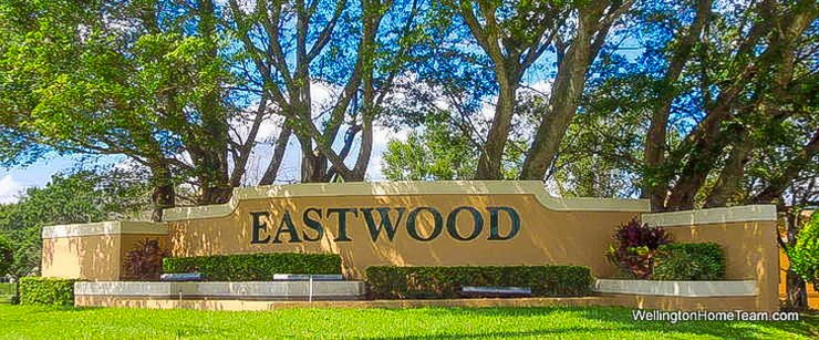 Eastwood Wellington Florida Real Estate Site Plan