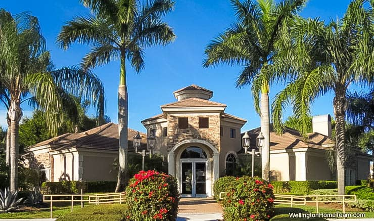Equestrian Club Wellington Florida Luxury Estate Homes - Community Clubhouse