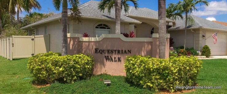 Equestrian Walk Greenview Shores Homes for Sale in Wellington Florida and Real Estate