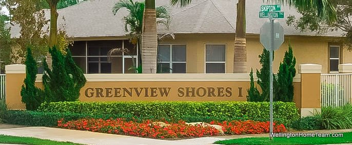 Greenview Shores Wellington Florida Real Estate & Homes for Sale