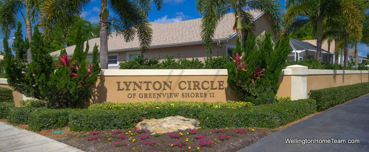 Lynton Cirlce Greenview Shores Homes for Sale in Wellington Florida and Real Estate