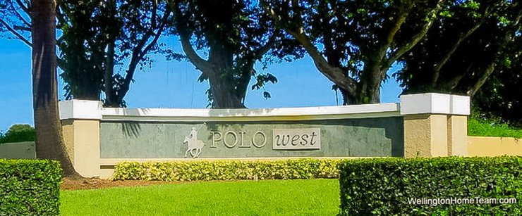Polo West Homes for Sale in Wellington Florida | Updated Daily