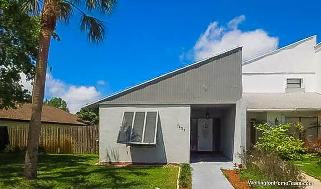 South Shores Homes for Sale in Wellington Florida - Villas