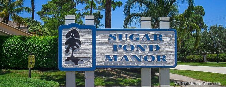 Sugar Pond Manor Wellington Florida Real Estate and Homes for Sale