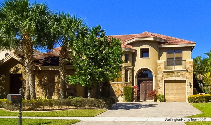 Versailles Luxury Estate Homes for Sale in Wellington Florida - Estate Homes