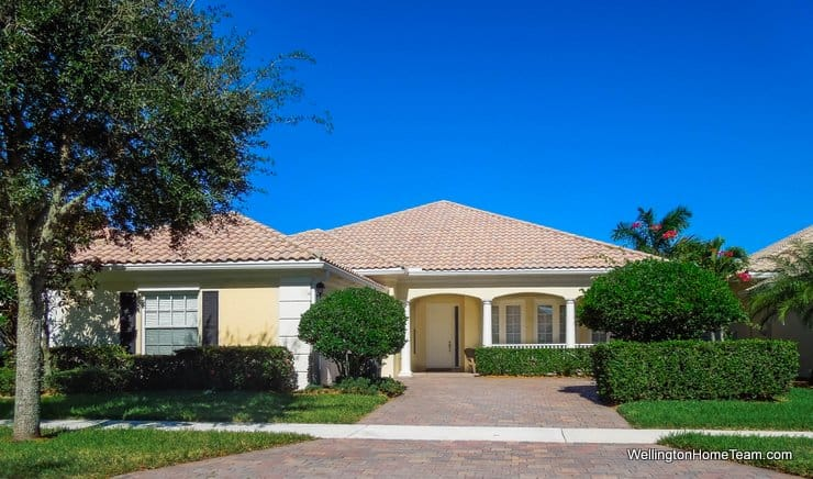 Village Walk Homes for Sale in Wellington Florida - Single Story Homes for Sale in VillageWalk