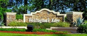 Wellingtons Edge Wellington Florida Real Estate and Homes for Sale