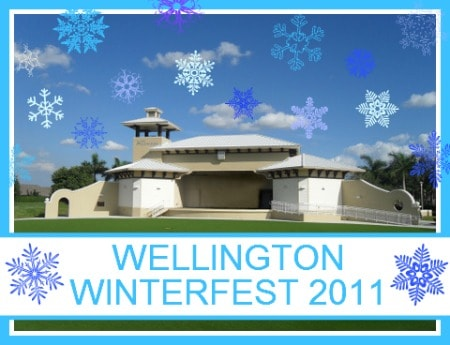 Wellington WinterFest 2011 in Wellington Florida