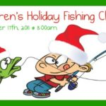 Children's Holiday Fishing Classic | Wellington Holiday Events
